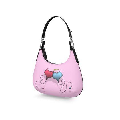 Mini Curve Bag - Opposite Attraction