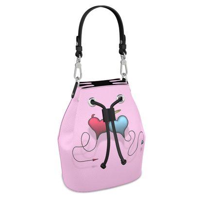 Bucket Bag - Opposite Attraction