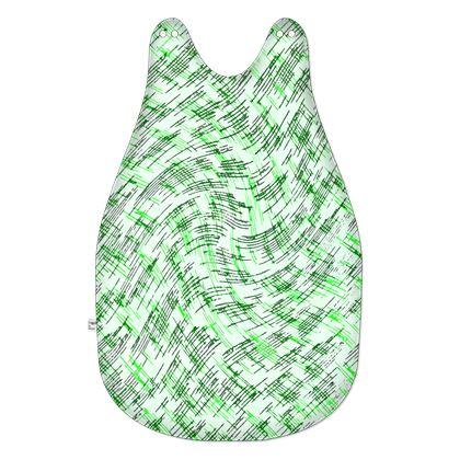 Baby Sleeping Bag - Petri Family Green Remix