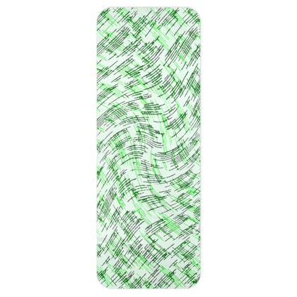 Blanket Scarf - Petri Family Green Remix