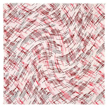 Scarf Wrap Or Shawl - Petri Family Red Remix