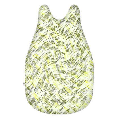 Baby Sleeping Bag - Petri Family Yellow Remix