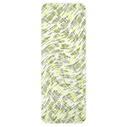 Blanket Scarf - Petri Family Yellow Remix