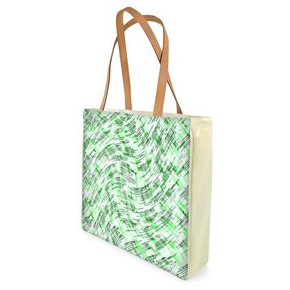 Beach Bag - Petri Family Green Remix