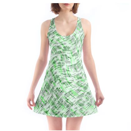 Beach Dress - Petri Family Green Remix
