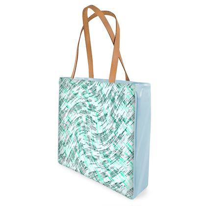 Beach Bag - Petri Family Jade Remix