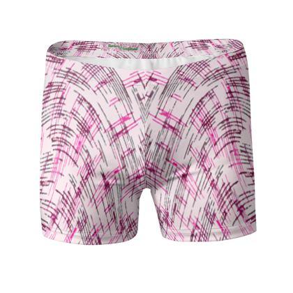 Swimming Trunks - Petri Family Pink Remix