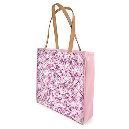 Beach Bag - Petri Family Pink Remix