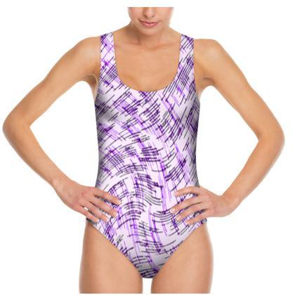 Swimsuit - Petri Family Purple Remix