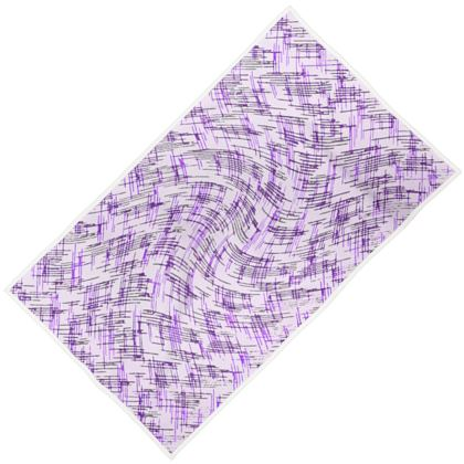 Towels - Petri Family Purple Remix