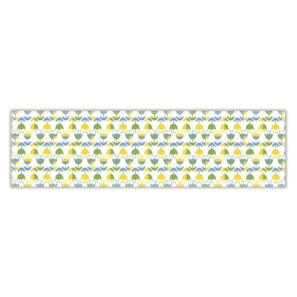 Spring Tulips Table Runner