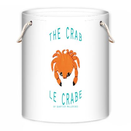 "Laundry Bag ""Le Crabe"""