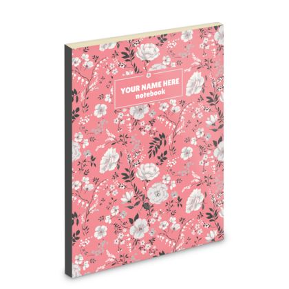 Floral Pocket Note Book