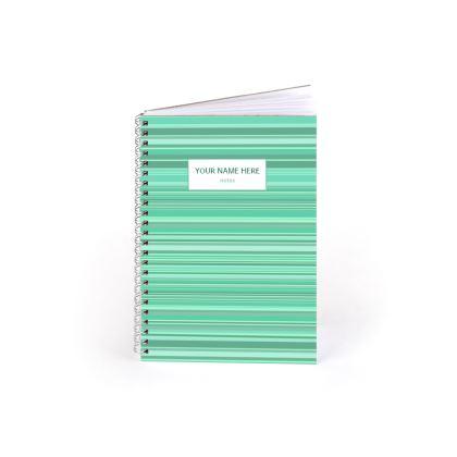 Modern Spiral Note Book