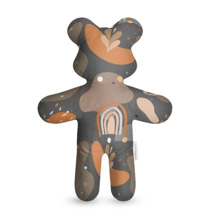 Teddy Bear Abstract 01