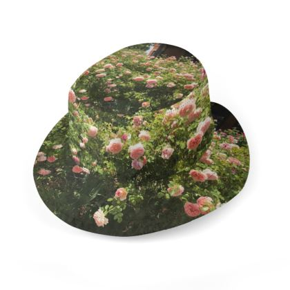 Bucket Hat - Hedge Roses