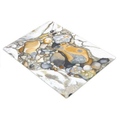 Rock Pool Glass Chopping Board