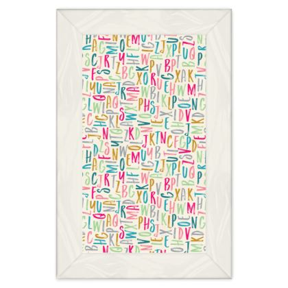 ABC Kids Alphabet Quilts