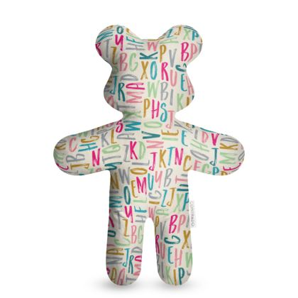 ABC Kids Alphabet Teddy Bear