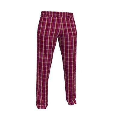 Mens Tracksuit Trousers Plaid 1