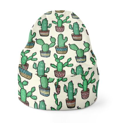 Prickly Pear Bean Bags