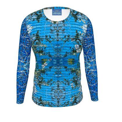 Edersee slim fit shirt spiegelungen XS