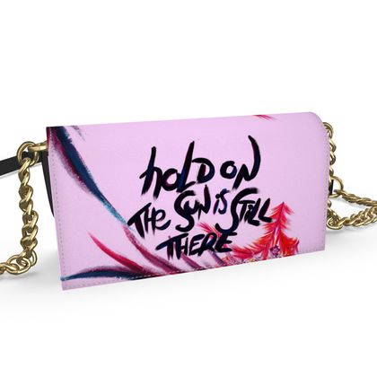 KENWAY EVENING BAG  | Candy bloom |
