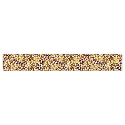 Leopard Skin Collection Printed Ribbon