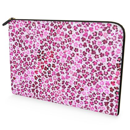 Leopard Skin in Magenta Collection