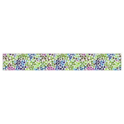 Leopard Skin Multicoloured Collection Printed Ribbon