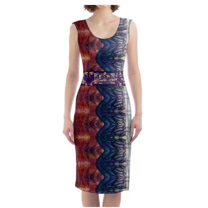 Federleicht #bodycon #dress #ninibing34 size M