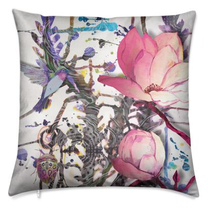 Ink-Weed Luxury Cushions