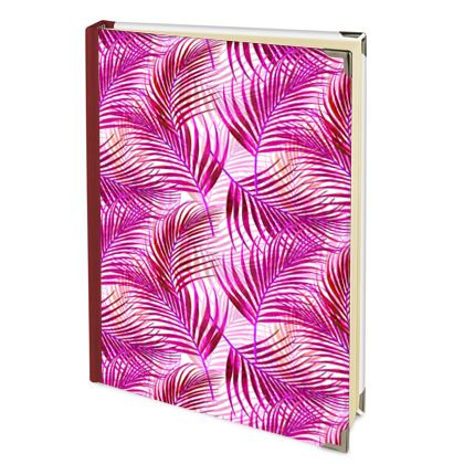 Tropical Garden in Magenta Collection 2022 Deluxe Diary