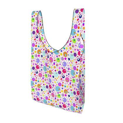 Atomic Collection Parachute Shopping Bag