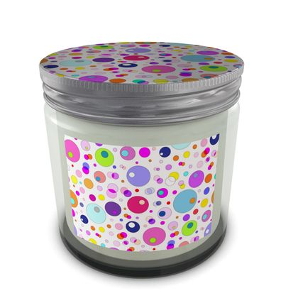 Atomic Collection Set Candle In Jar