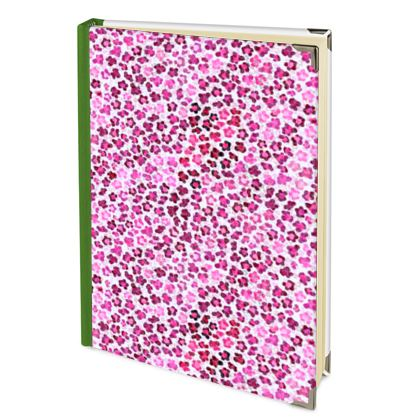 Leopard Skin in Magenta Collection 2022 Deluxe Diary