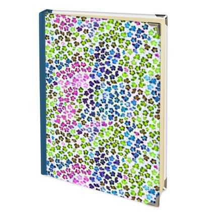 Leopard Skin Multicoloured Collection 2022 Deluxe Diary