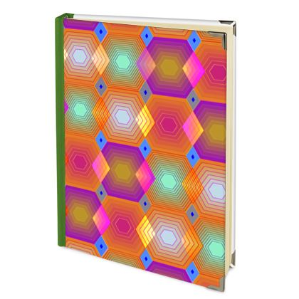 Geometrical Shapes Collection 2022 Deluxe Diary