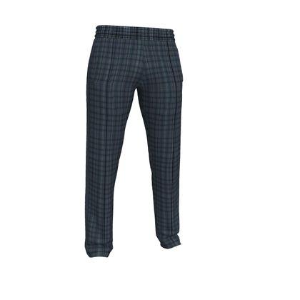 Mens Tracksuit Trousers Plaid 3
