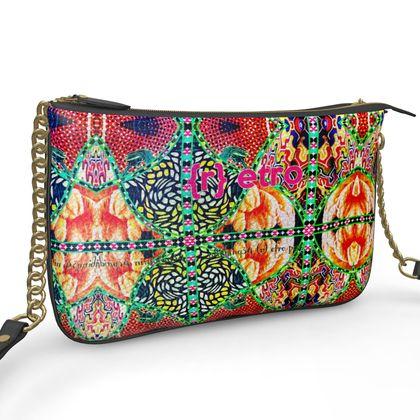 ninibing34's stylische Cross-Body Bag als POCHETTE  SARIA