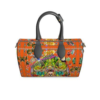 My garden Doctors Bag. Duffle Bag ninibing34 Retro