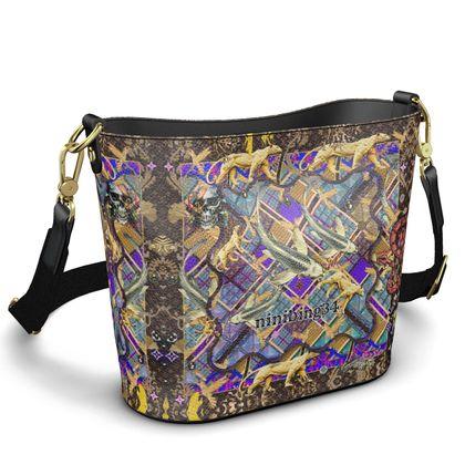 Daria tote Bag nappleder ninibing34