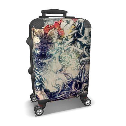 Second Mix Suitcase