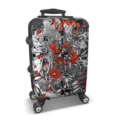 Sixth Mix Art Suitcase