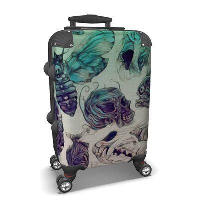 Bones and co Suitcase