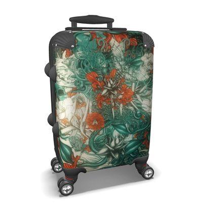 Sixth Mix Blue Suitcase