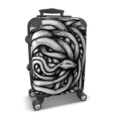 Infinite Snake Suitcase