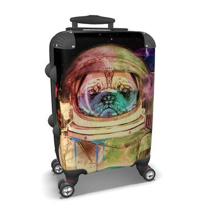 Astronault Pug COLOR Suitcase