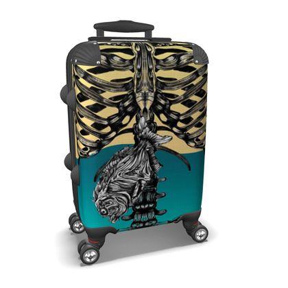 Bath Suitcase