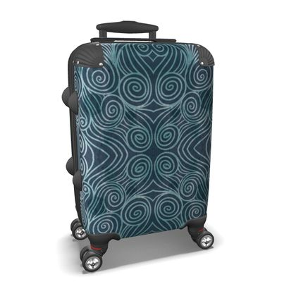 Waves Suitcase